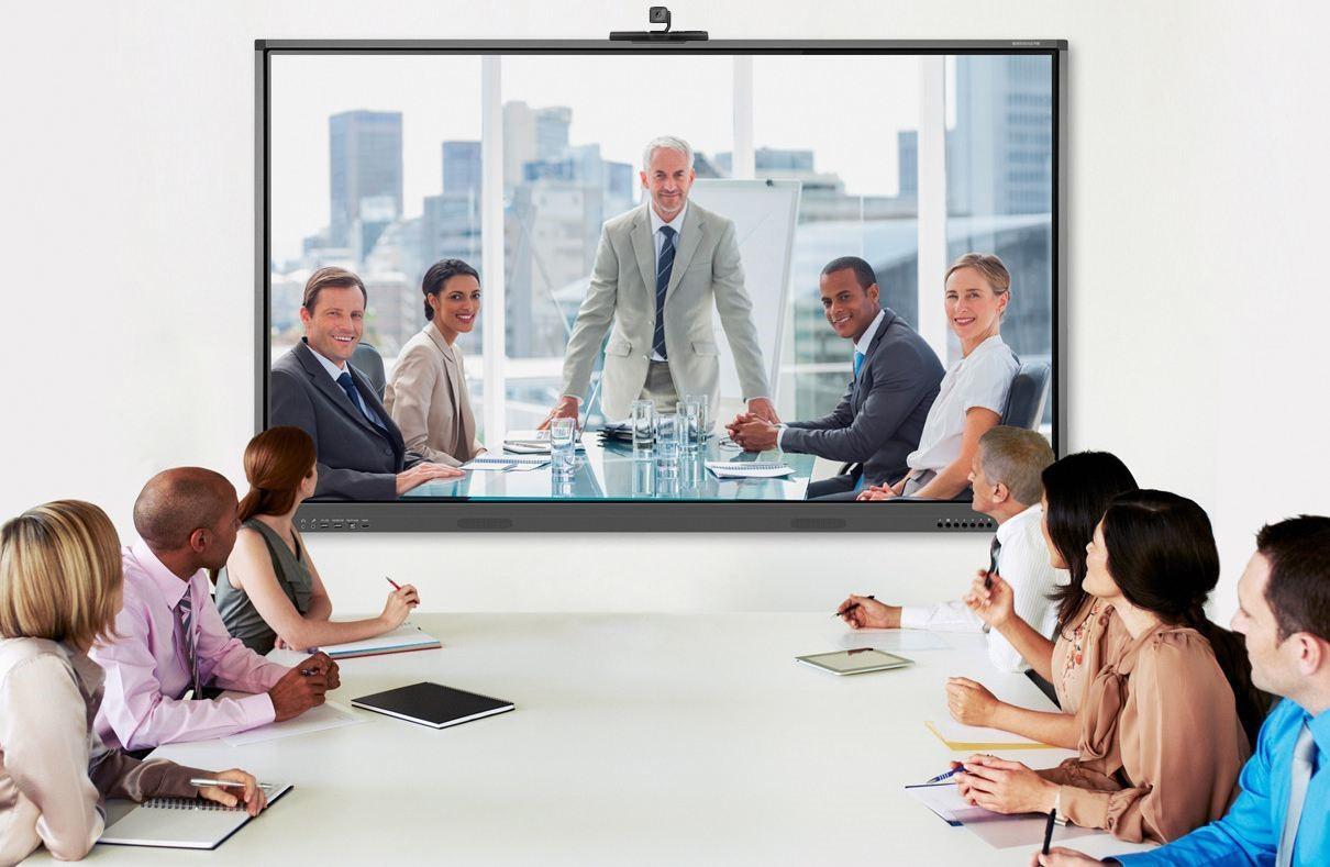 视频会议系统能给公司带来什么利益? 第2张