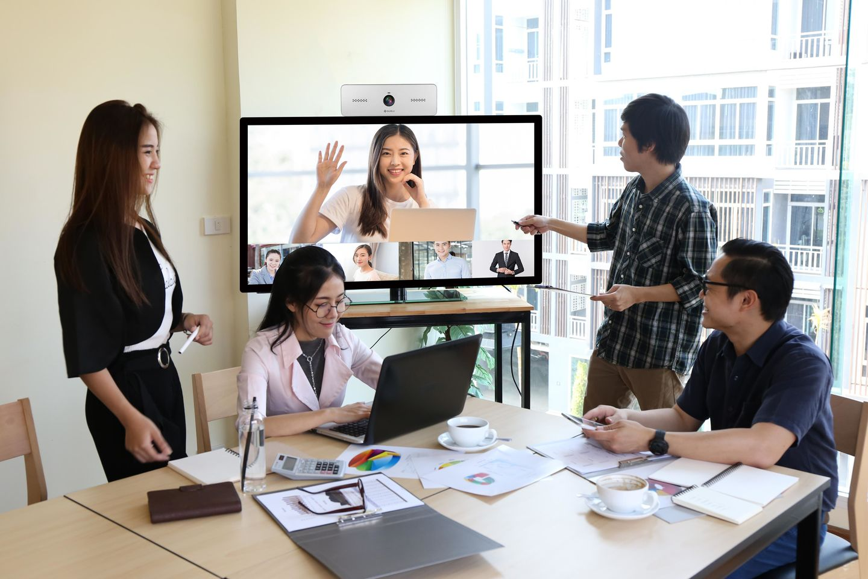 vymeet视频会议系统-云视频会议市场多了一个新选择