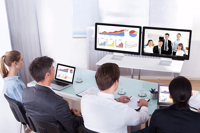 "vymeet线上视频会议系统-""会""聚共识的连接与沟通"