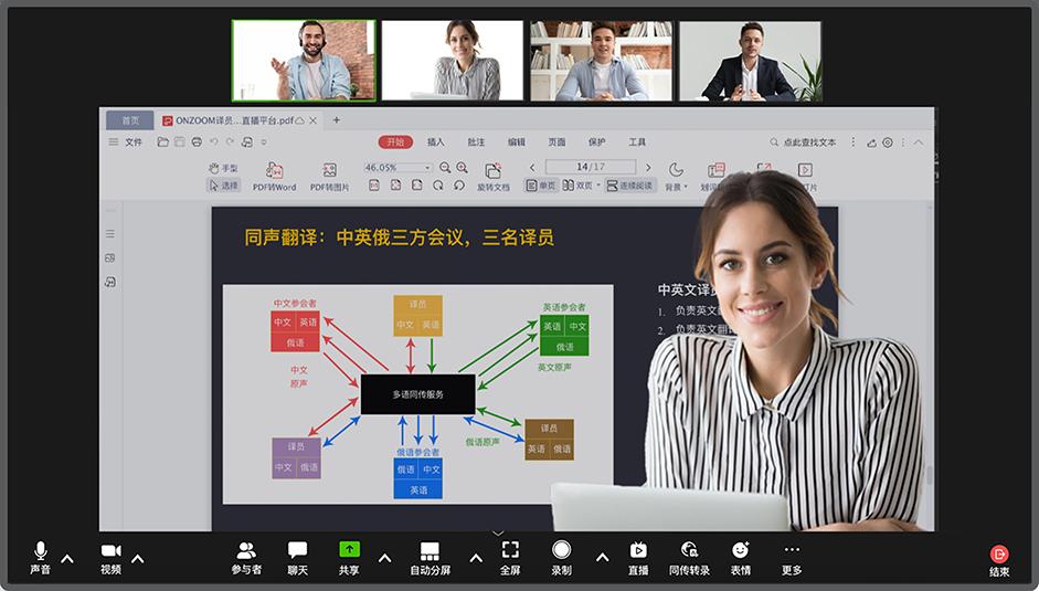 在选购视频会议系统时需要注意哪些方面? 第2张