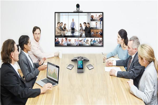 云视频会议系统是如何帮助企业高效省时的