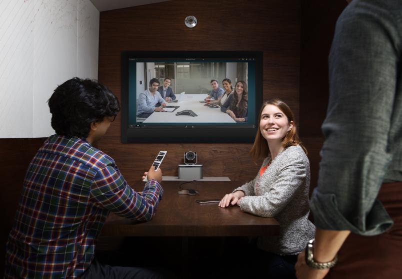 远程视频会议七大优势助力中小企业化危为机 第2张