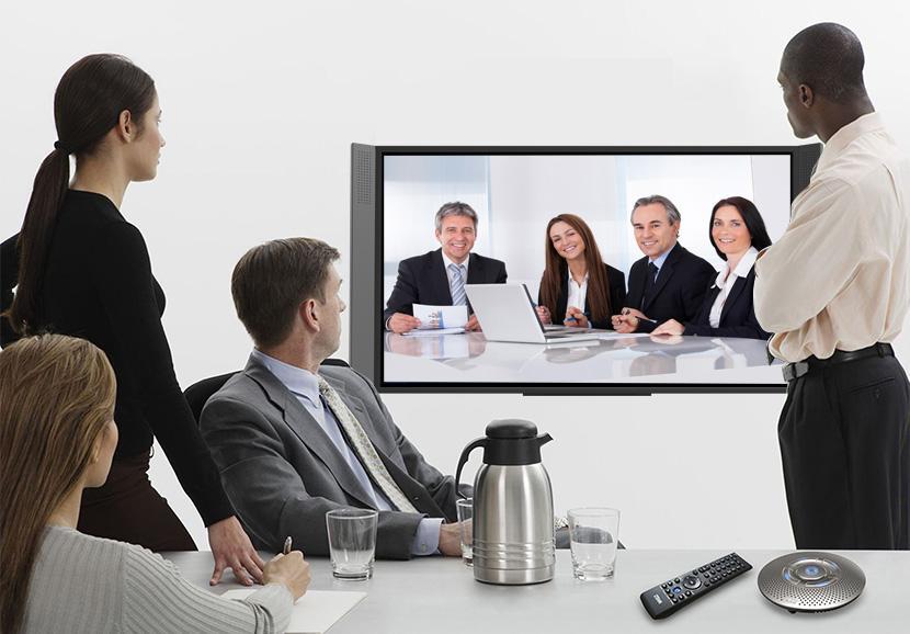 vymeet远程视频会议设备该如何操作 第2张