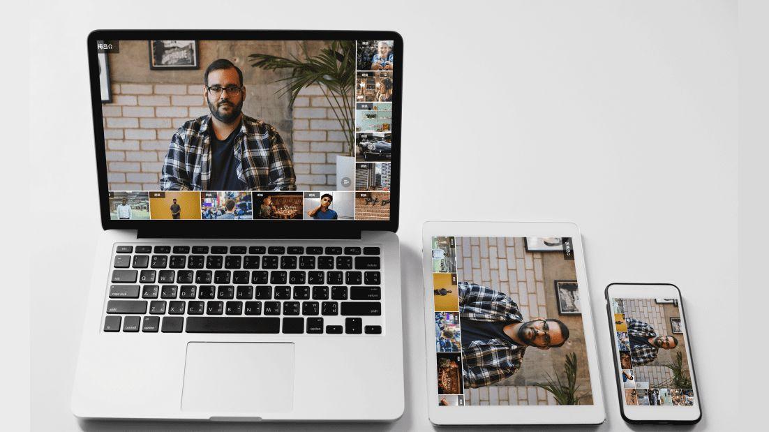 vymeet云视频会议系统-远程视频会议办公必备 第2张