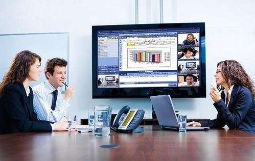 视频会议市场稳定增长,应用到各行各业 第2张
