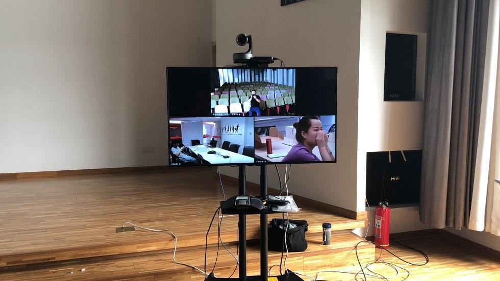 疫情期间远程视频会议系统主要具有那些优势 第2张