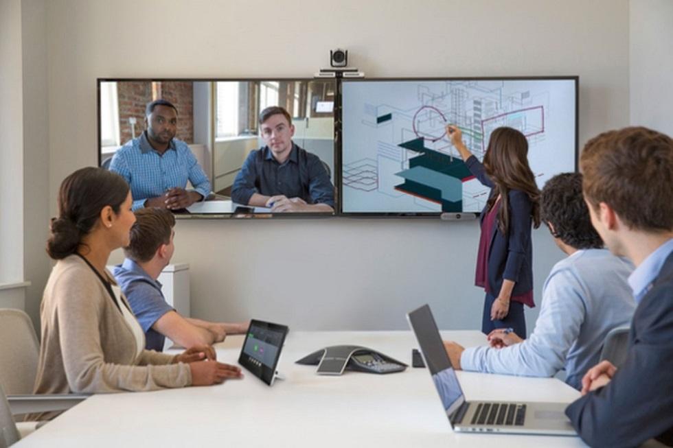 视频会议系统能够帮助企业即时把握市场赢得优势