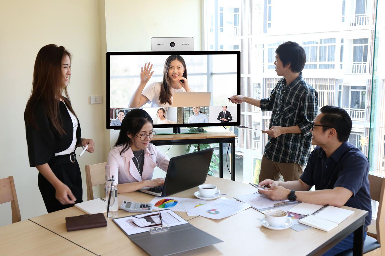 vymeet云会议以高质量的服务给企业带来优质的服务