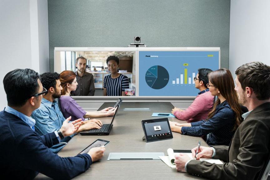 """""""远程办公""""时代,云会议成为企业服务重要入口"""