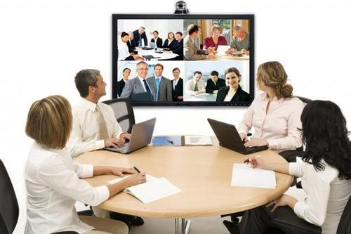 vymeet视频会议软件打破空间限制 线上招聘或将成主流