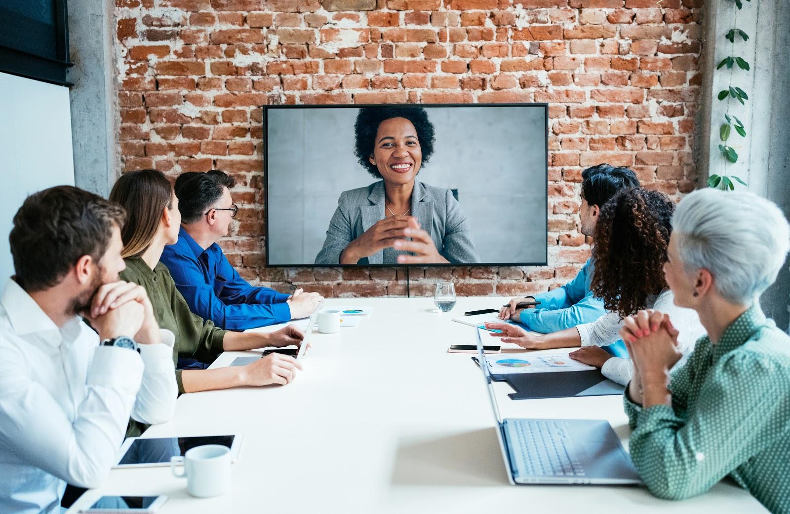视频会议行业借助政策飞速发展
