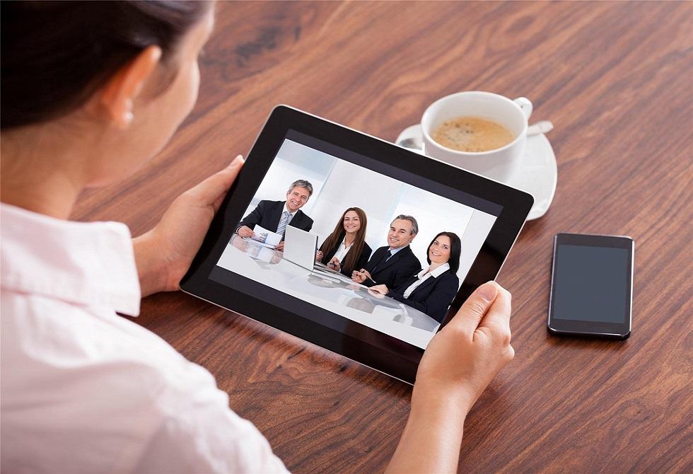 视频会议的价值在中国被越来越多的用户所认可